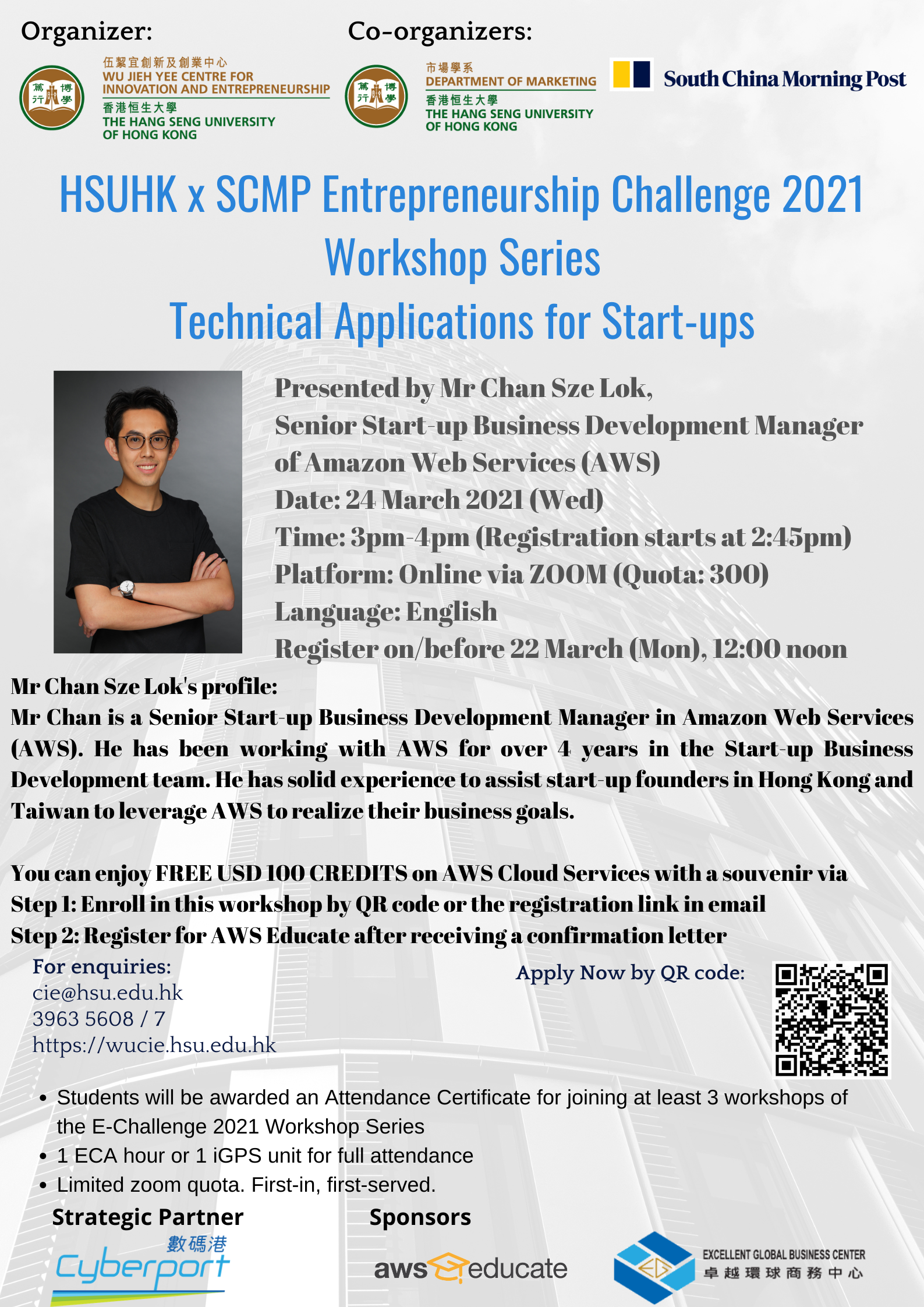 E-Challenge 2021 - Workshop 3
